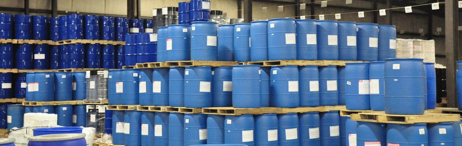 桶装液体添加剂仓库